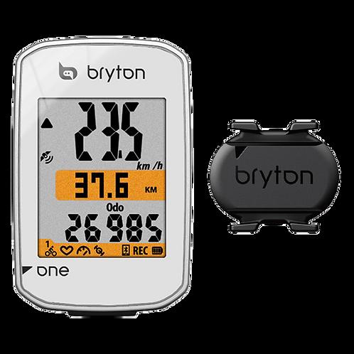 Bryton Rider One C - Kerékpáros óra