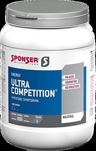 Sponser COMPETITION 1000gr - Alacsony kalóriájú, elektrolitos ital L-carnitin