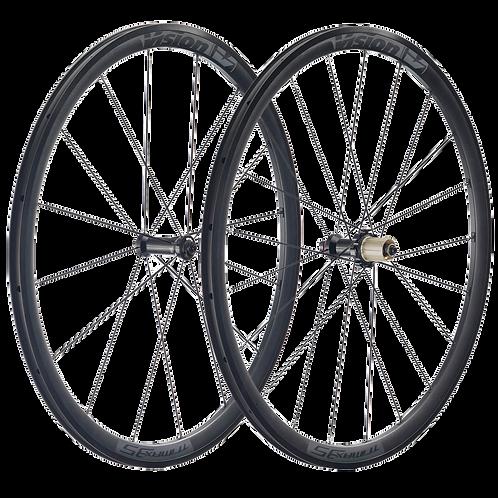 Vision Trimax 35 Wheels - Grey / Alu Kerékszet