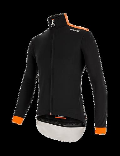 Santini VEGA MULTI - JACKET BLACK - Kerékpáros kabát