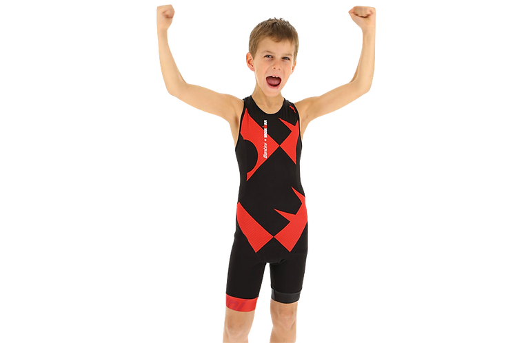 Santini CUPIO 2019 - KID TRISUIT - Triatlonos egyberuha gyerekeknek