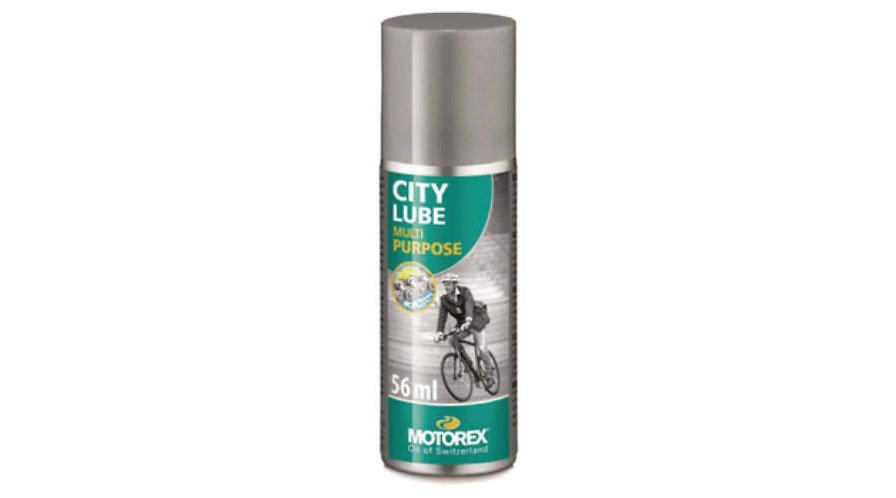Motorex CITY LUBE láncolaj spray minden időjárásra 56ml