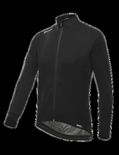 Santini GUARD 3.0 - JACKET BLACK - Kerékpáros kabát