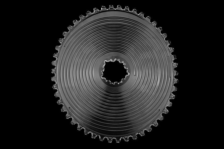 absoluteBLACK OVAL AERO SRAM dm 54 1X narrow - OVAL lánctányér