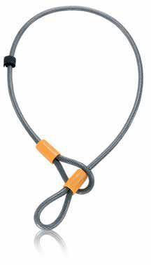 Onguard Akita 120cm x 10mm 8044 hurok kábel