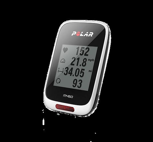 Polar M450 GPS cycling computer  - Kerékpáros óra
