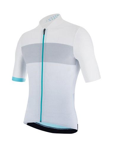 Santini REDUX FORTUNA - Kerékpáros mez fehér