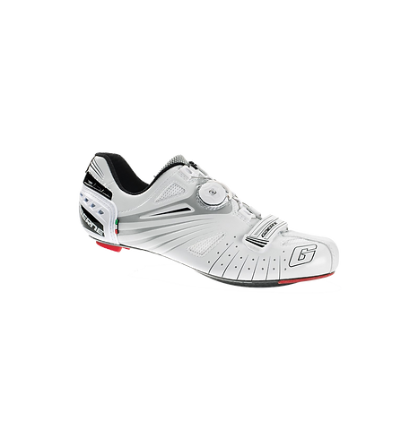 Gaerne Composite Carbon G.Speed white shoes - Országuti cipő