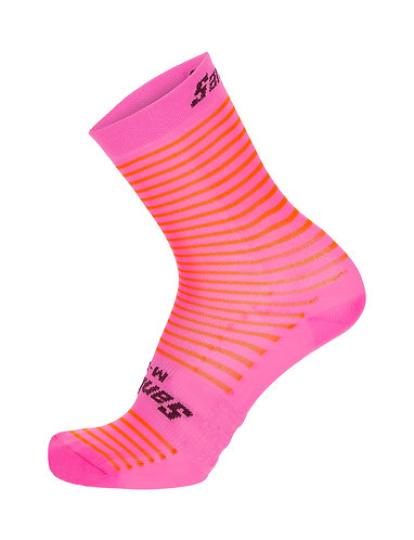 Santini MILLE - SOCKS - Kerékpáros közép profilú zokni