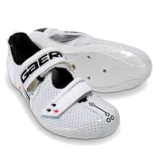 Gaerne Kona tri white shoes - Triatlonos cipő