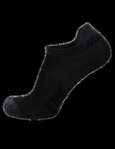 Santini CLASSE - SOCKS ZERO PROFILE BLACK - Kerékpáros alacsony profilú zokni