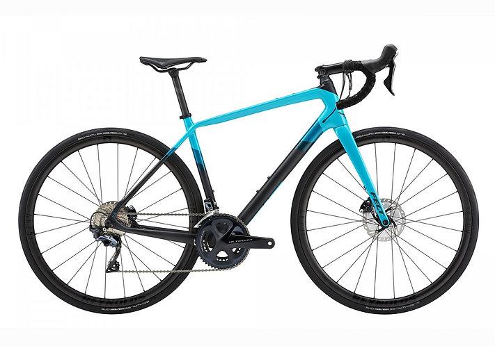 Felt 2021 VR ADVANCED ULTEGRA Gloss Aqua Matte Carbon - Kerékpár