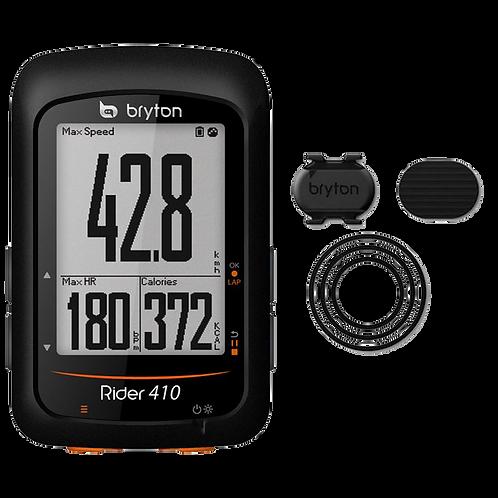 Bryton Rider 410 Cad - Kerékpáros óra
