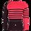 Thumbnail: copy of Santini SVOLTA - THERMAL JERSEY VINEYARD - Kerékpáros pulcsi
