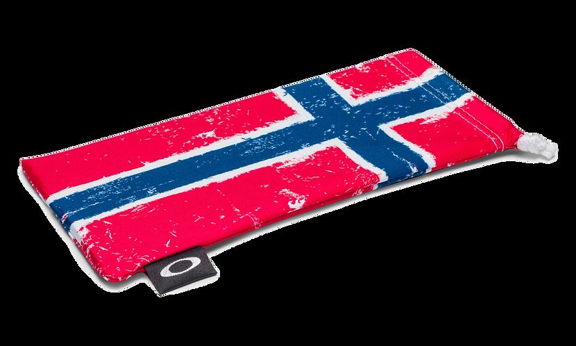 OAKLEY Norway Flag Acc Microbag - Szemüveg tároló-prémium lencsetisztító táska
