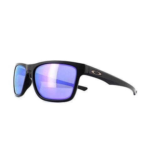 Oakley Holston Matte Black/Violet Iridium - Napszemüveg