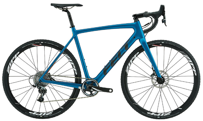Felt FX ADVANCED CX1 CYCLOCROSS BIKE AQUA - Cyclocross kerékpár