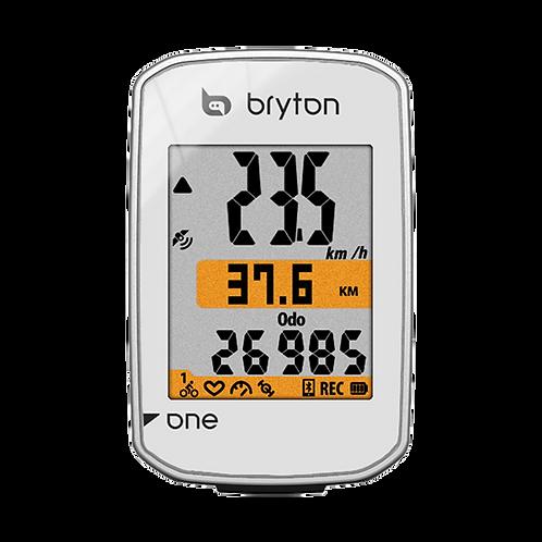 Bryton Rider One E - Kerékpáros óra