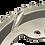 Thumbnail: absoluteBLACK OVAL 110 4BCD 50-52-53 road - Országúti OVAL lánctány