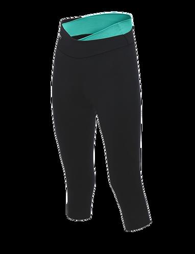 Santini Sfida 3/4 Tights Women Water - Kerékpáros Női nadrág
