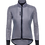 Thumbnail: Santini Scudo Wind Jacket Women Grey - Női Kerékpáros Szélálló Kabát
