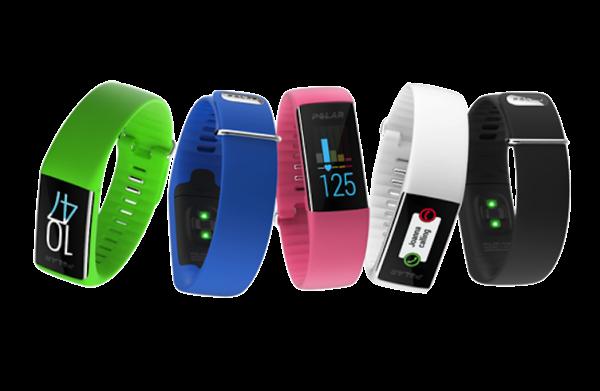 Polar A360 Fitness Tracker with Wrist Heart Rate Monitor - Fitnesz óra