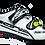 Thumbnail: Sidi T-4 Air Carbon comp tri shoes / cipő