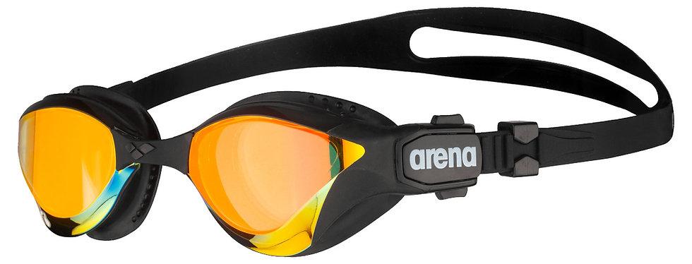Arena cobra tri swipe mirror SÁRGA RÉZ / FEKETE verseny úszószemüveg