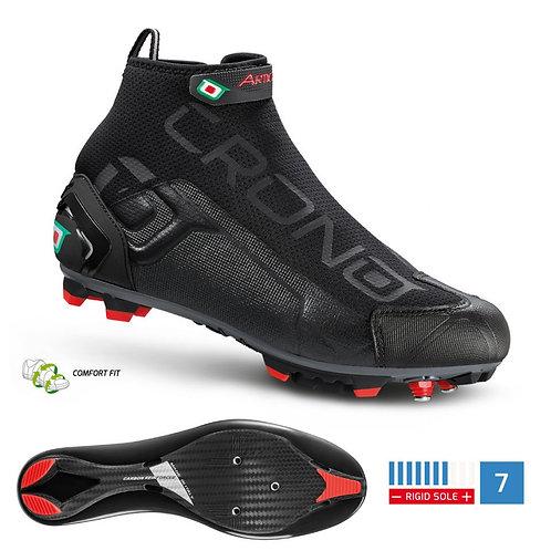Crono Cw1 Téli / Átmeneti Országúti Kerékpáros Cipő