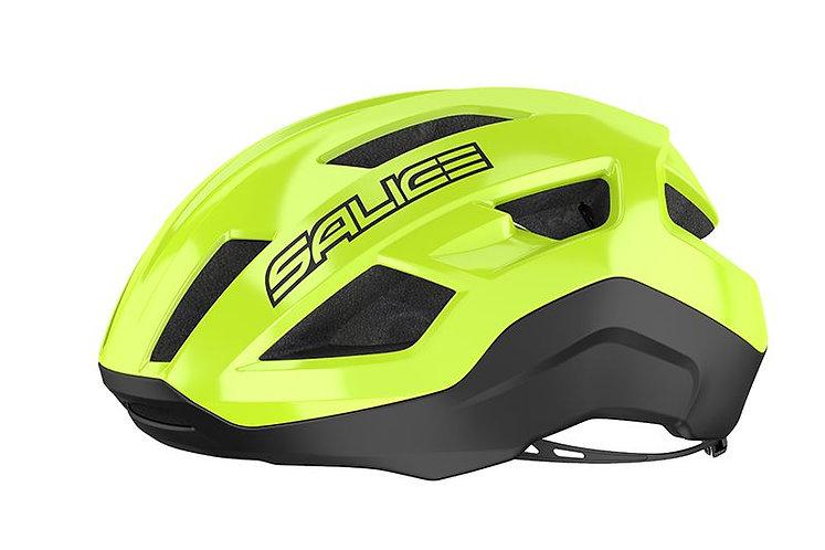 Salice Vento helmet - Aero Sisak Fluo Fekete