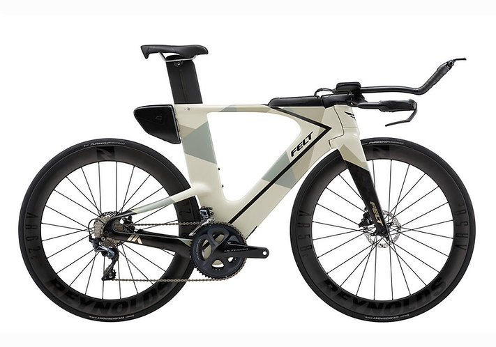 FELT 2021 IA ADVANCED ULTEGRA DESERT GEO - Triatlon kerékpár