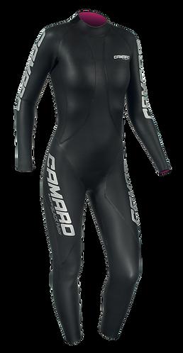 Camaro blacktec skin 2.0 overall wetsuit Women - Női neoprén ruha