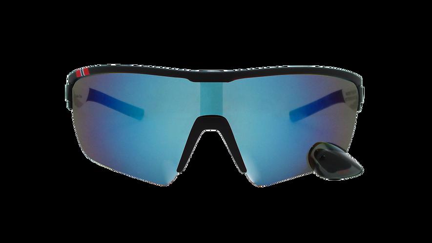 TriEye Sport REVO (Blue) - Napszemüveg integrált tükörrel