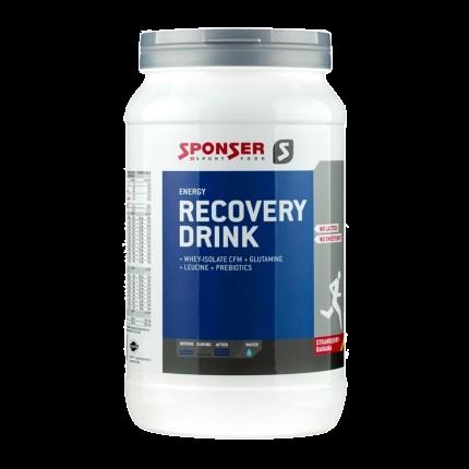 Sponser Recovery Drink 1200gr – Regenerációs ital