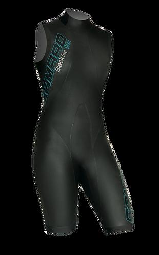 Camaro blacktec skin speedshorty wetsuit women - Női neoprén rövid ruha