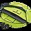 Thumbnail: B&W Double Wheel Guard L Green - Kerék szállító táska Dupla