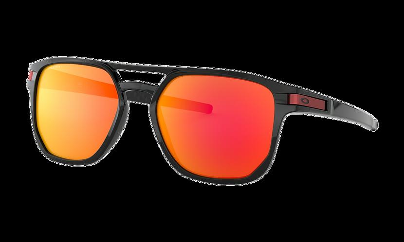 Latch Beta Polished Black / Prizm Ruby - sportszemüveg