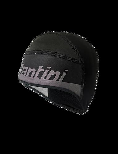 Santini XF Underhelmet Winter Cycling cap - Kerékpáros Téli sapka