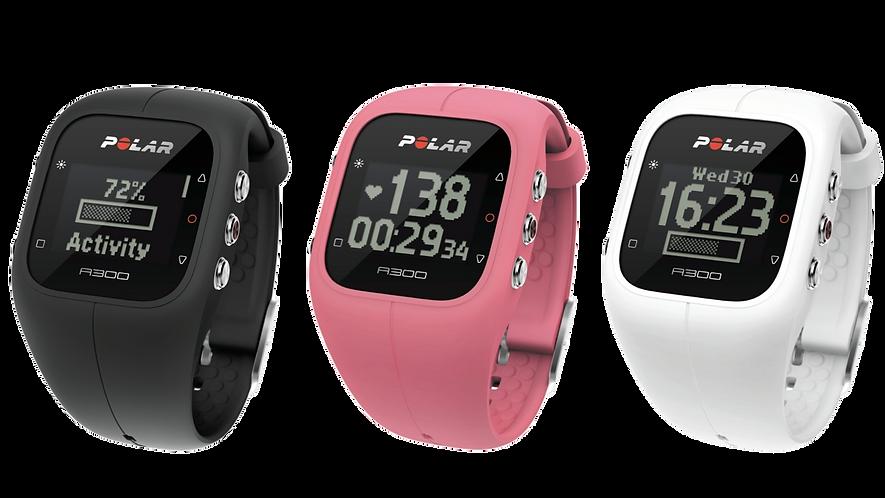 Polar A300 HR running watch  - Futó óra