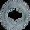 Thumbnail: absoluteBLACK OVAL 110 BCD 50-52-53 road - Országúti OVAL lánctány