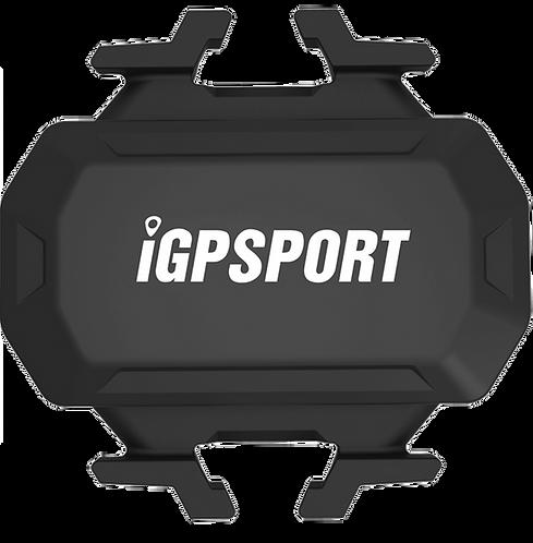 IGPSPORT ANT+ Bluetooth 4.0 Wireless Cadence Sensor - Pedálfordulat jeladó