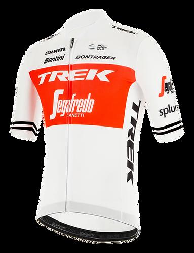 TREK-SEGAFREDO 2019 - PRO TEAM JERSEY TOUR DE FRANCE - Kerékpáros mez