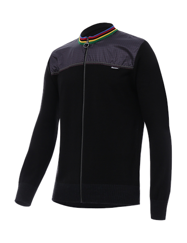 UCI RAINBOW - WOOL JACKET - UCI hosszú ujjú gyapjú kabát