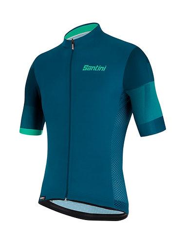 Santini MITO SPILLO - Kerékpáros mez zöld