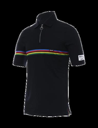 UCI Rainbow Polo Shirt - UCI Póló
