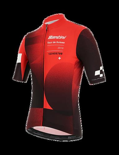 TOUR DE SUISSE 2019 - CROSS JERSEY - Kerékpáros mez