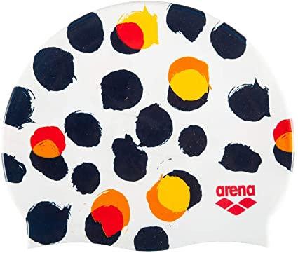 Arena print 2 Polka dot úszósapka