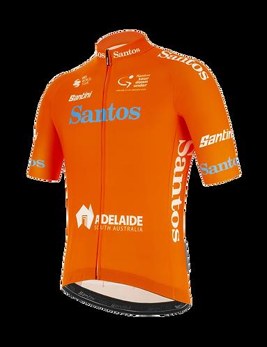 Santini TDU 2020 - JERSEY OCHRE - Kerékpáros mez