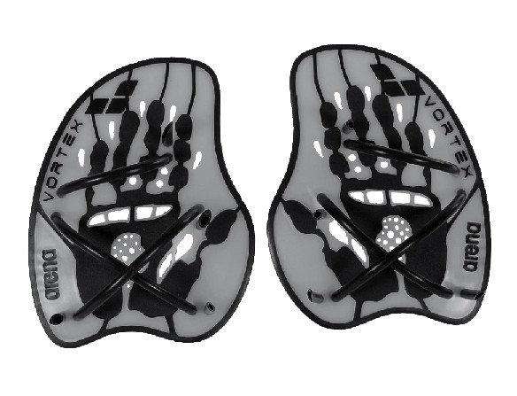 Arena V. hand paddle evolution tenyérellenállás ezüst / fekete