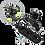 Thumbnail: iGPSPORT S81 Front Bike Mount - Lámpa adapter iGPSPORT S80 kormányadapterhez.